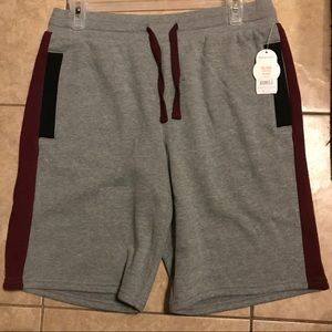 Wonder nation grey shorts brand new